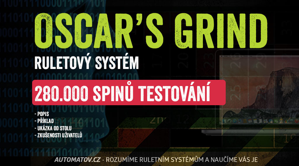 Oscars Grind | Rulettistrategia | Mr Green Casino